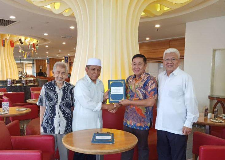Penandatanganan Kerjasama Seknas BUMP Indonesia dengan BUMP Malaysia
