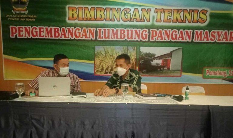 Pemalang Bakal Integrasikan Lumbung Pangan Masyarakat dengan Badan Usaha Milik Petani
